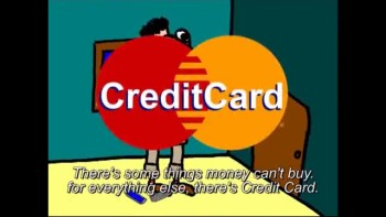 Credit Card Commercial Spoof (DLM Movies)