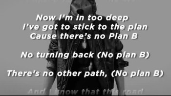 Manafest - No Plan B (Slideshow With Lyrics)