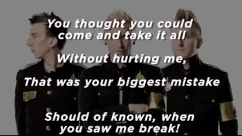 Thousand Foot Krutch - Outta Control (Slideshow With Lyrics)