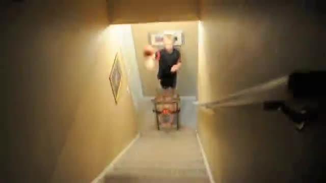 Basement Basketball