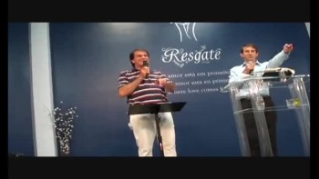 Pr. Rinaldo Pires. 