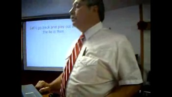 Sunday Morning Service 6-26-2011
