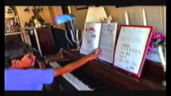 Joshua Piano Class