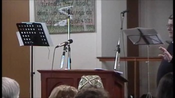 Hebrews 10 Griffith Baptist Church part 1