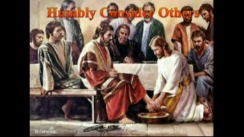 Celebrating Jesus #4: Humbly Consider Others