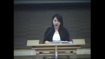 Kei To Mongkok Church Sunday Service 2011.06.26 Part 1/3