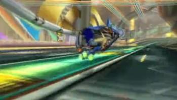 Sonic Riders Zero Gravity T2