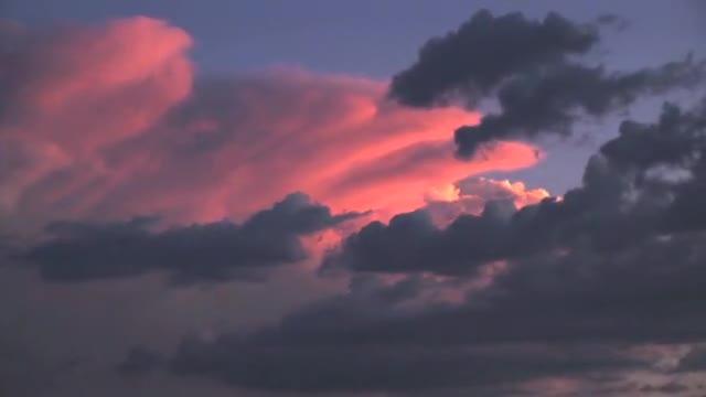 Sky with Healing Piano