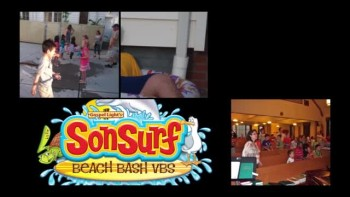SonSurf Beach Bash VBS