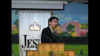 Pastor Preaching - June 12, 2011