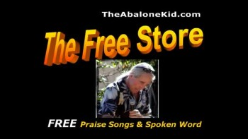 """FOR THEE LORD JESUS, NOT ME"" `The Abalonekid"