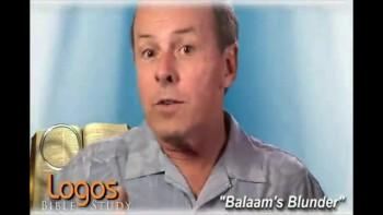 Balaam's Blunder