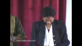10-year-old Kenyan mother