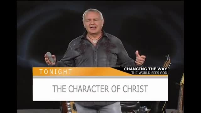 The Character of Christ