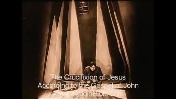 Crucificixion of Jesus, Saint John