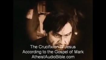 Crucificixion of Jesus, Saint Mark