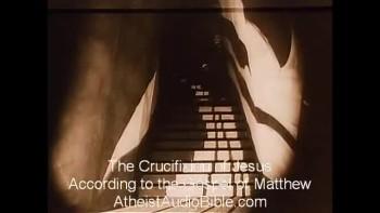 Crucificixion of Jesus, Saint Matthew 1/2