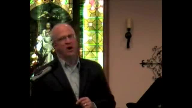 The Trinity - Msg 5 - by Dr Philip Riegel