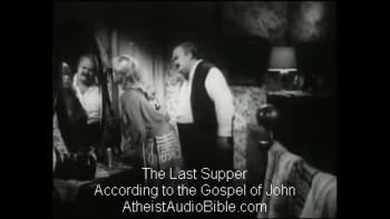 Last Supper in Saint John 1/5