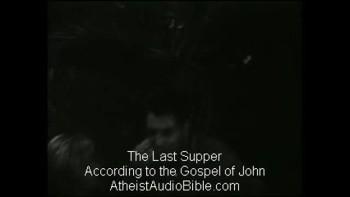 Last Supper in Saint John 5/5