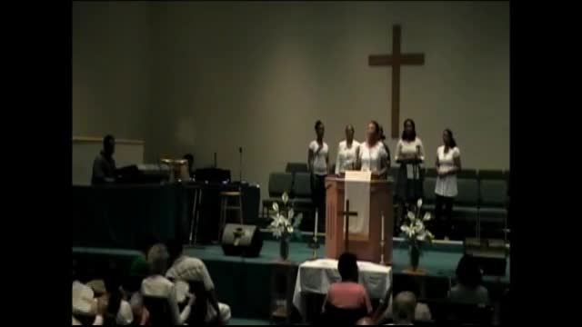 Destiny Choir Lord I give myself away.wmv