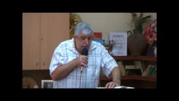 Пастор  Фахри  Тахиров  -  Не бягай от Господа , но търси Неговата Воля за теб