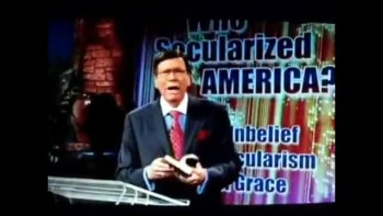 WHO Secularized America [Segment 1 of 3]