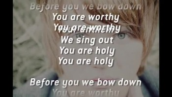 Aaron Gillespie - Anthem Song (Slideshow with Lyrics)