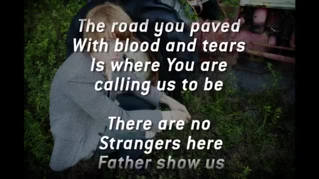 Aaron Gillespie - All Things (Slideshow with Lyrics)