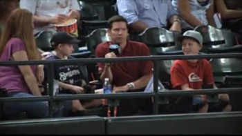 Inspiring Selfless Act From Child at MLB Game