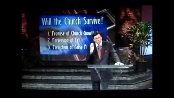 Will the church survive (Segment 3 of 3)