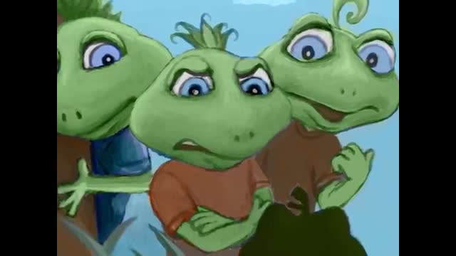 The Little Frog Learns the golden Rule by Crista Stewart trailer