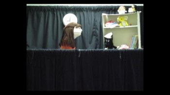 Talking Bible Puppet Skit