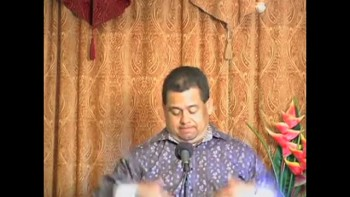 WILSON SORIANO - THE POWER OF THE BLOOD OF JESUS - 1