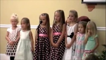 Little Ladies for Jesus - glenwood springs baptist church