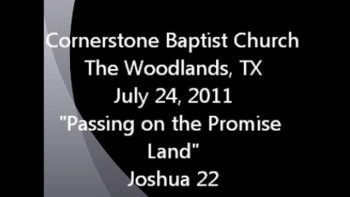 CBC The Woodlands July 24, 2011