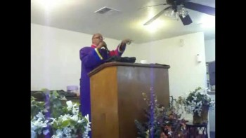 Pastor A. Payton, Sr. Sermon Abide in the Ship