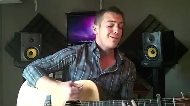 Graham Cochrane - Be Thou My Vision (Cover)