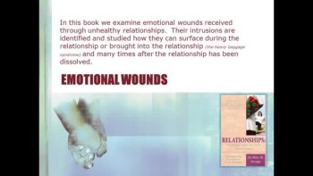 Relationships:overcoming ungodly soul ties and emotional injuries