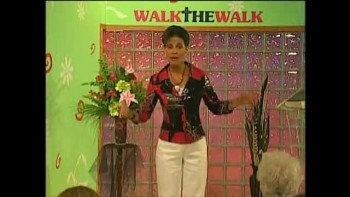 Walk the Walk with Ramona Wink PRAYER Unlocks God's POWER! 8-3-2011