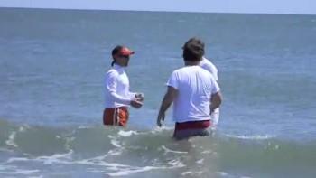 Baptism @ Garden City Beach