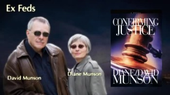 """Confirming Justice,"" Christian Suspense Novel"
