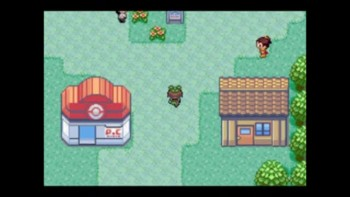 Let's Play Pokemon Emerald (Blind) Part 3: Gotta Catch 'em All!!!