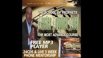FLOWING IN THE GIFT OF PROPHECY - www.masterprophetnoel.com