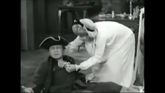 The True Story behind Paul Revere's Famous Ride (Jack Benny and Lucille Ball)