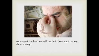 My Finacial Prosperity Testimony
