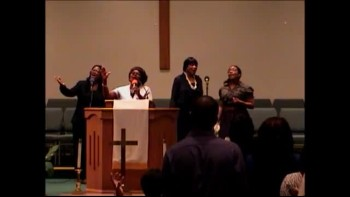 Destiny Choir sings You are Great by Juanita Bynum