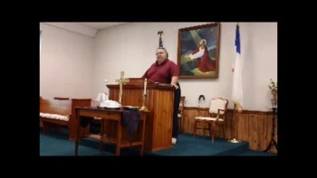 Blackwater UMC Sunday Sermon - August 7, 2011