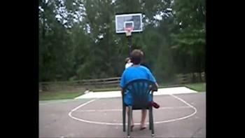 Amazing basketball shots: the EPIC shots
