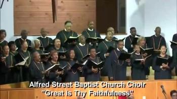 ASBC Choir